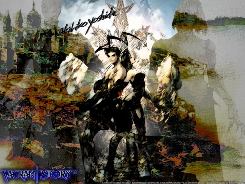 Square Enix, Vagrant Story, Sydney Losstarot, Callo Merlose, Ashley Riot Wallpaper