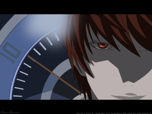 Takeshi Obata, Madhouse, Death Note, Light Yagami Wallpaper