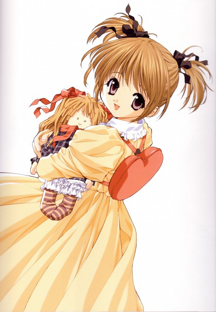 Naoto Tenhiro, Sister Princess, The Art of Sister Princess, Hinako
