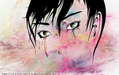 Ayumi Kasai, Vector Art Wallpaper