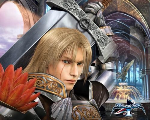 Namco, Soul Calibur, Siegfried