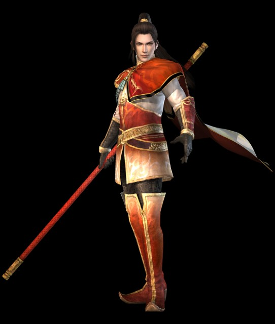 Koei, Dynasty Warriors, Zhou Yu