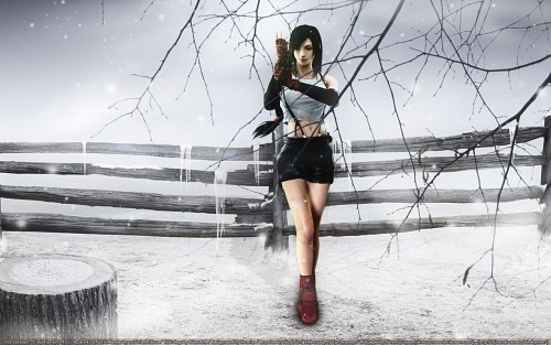 Square Enix, Final Fantasy VII, Tifa Lockhart Wallpaper