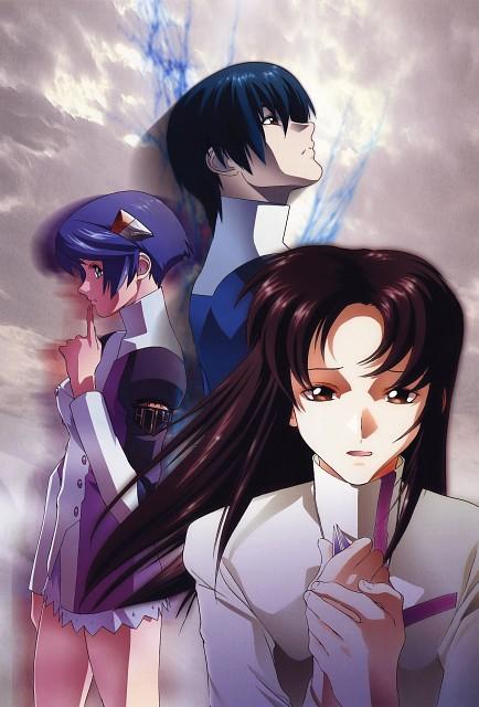 Hisashi Hirai, Sunrise (Studio), s-CRY-ed, Mimori Kiryu, Ryuhou Tairen