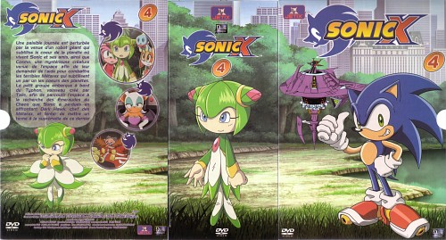Sega, TMS Entertainment, Sonic Series, Sonic the Hedgehog, Cream the Rabbit