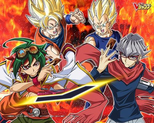 Kazuki Takahashi, Akira Toriyama, Toei Animation, Studio Gallop, Yu-Gi-Oh ARC-V