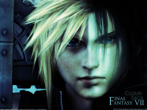 Square Enix, Final Fantasy VII: Advent Children, Cloud Strife, Zack Fair Wallpaper