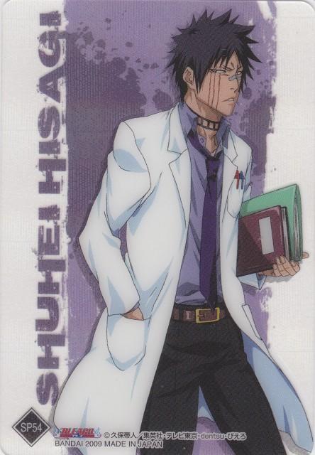 Studio Pierrot, Bleach, Shuuhei Hisagi, Trading Cards, Stick Poster