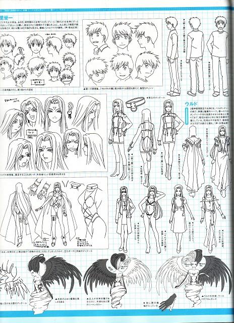 Kousuke Fujishima, Anime International Company, Ah! Megami-sama, Keiichi Morisato, World Of Elegance