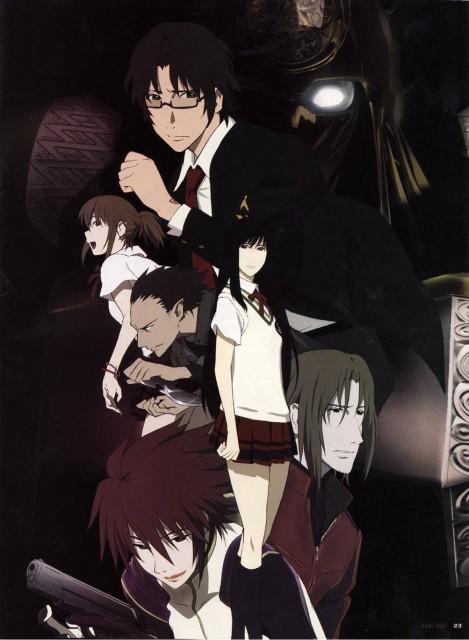 Takuya Saitou, Production I.G, Reideen, Junki Saiga, Akira Midorino
