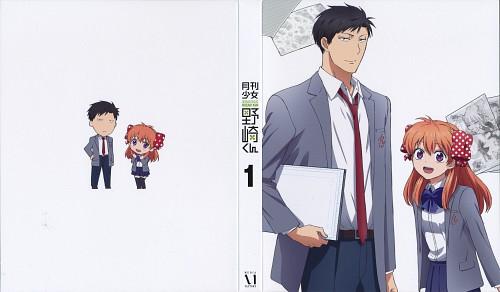 Izumi Tsubaki, Junichiro Taniguchi, Dogakobo, Gekkan Shoujo Nozaki-kun, Chiyo Sakura