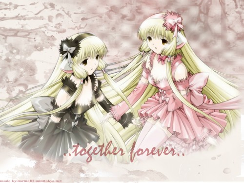 CLAMP, Madhouse, Chobits, Chii, Freya Wallpaper
