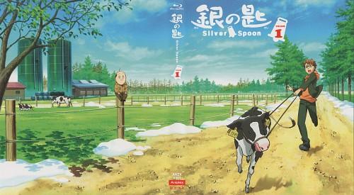 Hiromu Arakawa, A-1 Pictures, Aniplex, Gin no Saji, Yugo Hachiken