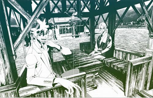 Ryu Fujisaki, Daume, Corpse Demon, Toshio Ozaki, Seishin Muroi