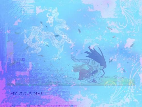 Masashi Kishimoto, Studio Pierrot, Naruto, Neji Hyuuga Wallpaper