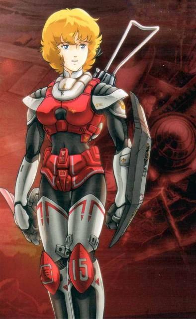 Bandai Visual, Tatsunoko Production, Macross, Robotech, Dana Sterling