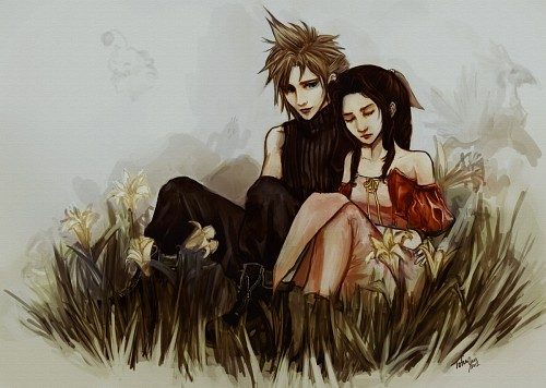 Square Enix, Final Fantasy VII, Cactuar, Aerith Gainsborough, Tonberry