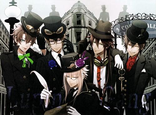 miko (Mangaka), Idea Factory, Code: Realize, Victor Frankenstein, Saint Germain (Code: Realize)