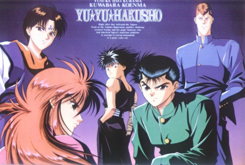 Studio Pierrot, Yuu Yuu Hakusho, Kurama, Koenma, Kazuma Kuwabara