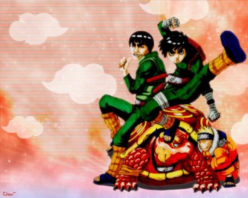 Masashi Kishimoto, Studio Pierrot, Naruto, Gai , Naruto Uzumaki Wallpaper