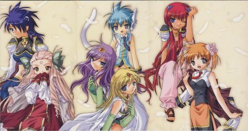 Kanan, Broccoli, Madhouse, Galaxy Angel, Natsume Izayoi