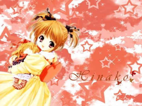 Naoto Tenhiro, Sister Princess, Hinako Wallpaper