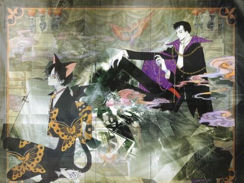 CLAMP, Production I.G, xxxHOLiC, Kimihiro Watanuki, Shizuka Doumeki Wallpaper