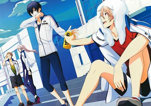 Kadokawa Games, Madhouse, Prince of Stride, Takeru Fujiwara, Kyousuke Kuga