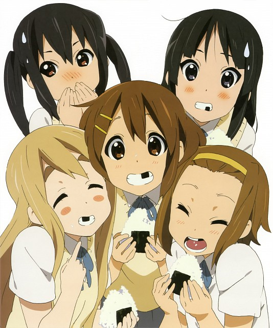 Kakifly, Kyoto Animation, K-On!, K-On! - Colorful Memories, Ritsu Tainaka