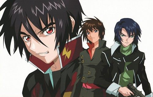 Hisashi Hirai, Sunrise (Studio), Mobile Suit Gundam SEED Destiny, Mobile Suit Gundam Seed & Seed Destiny Pinup Collection, Kira Yamato