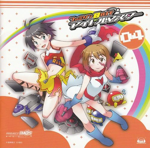 A-1 Pictures, Namco, Idol Master, Yukiho Hagiwara, Makoto Kikuchi