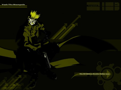 Madhouse, Trigun, Vash the Stampede Wallpaper