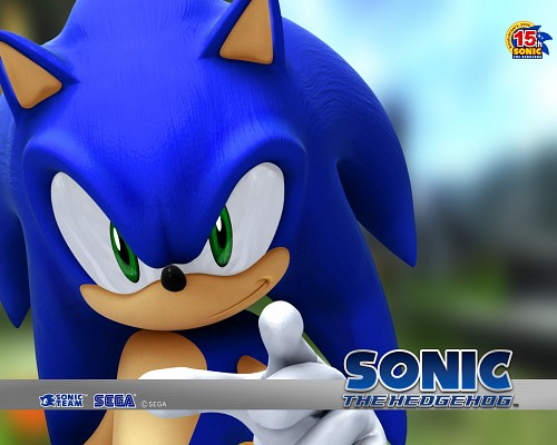 Sega, SONIC Series, Sonic the Hedgehog, Official Wallpaper