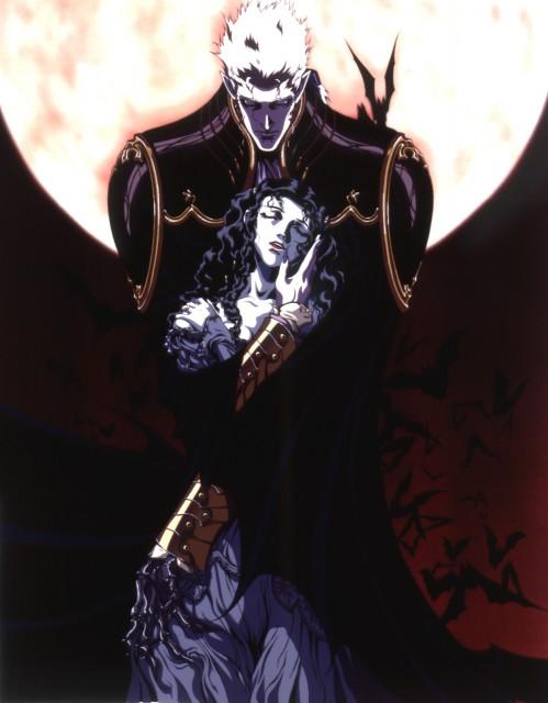 Vampire Hunter D, Charlotte (Vampire Hunter D), Meier Link