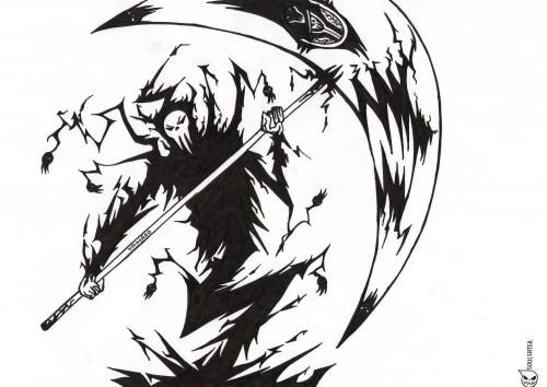 Soul Eater, Shinigami-sama, Member Art