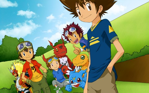 Toei Animation, Digimon Frontier, Digimon Adventure, Digimon Tamers, Takato Matsuda Wallpaper