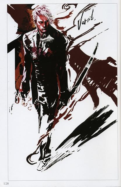Makoto Tsuchibayashi, Madhouse, Capcom, Design Works, Devil May Cry
