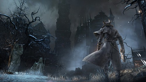 FromSoftware, Bloodborne, The Hunter, Game CG