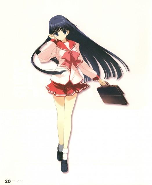 AQUAPLUS, To Heart 2, Yuki Kusakabe