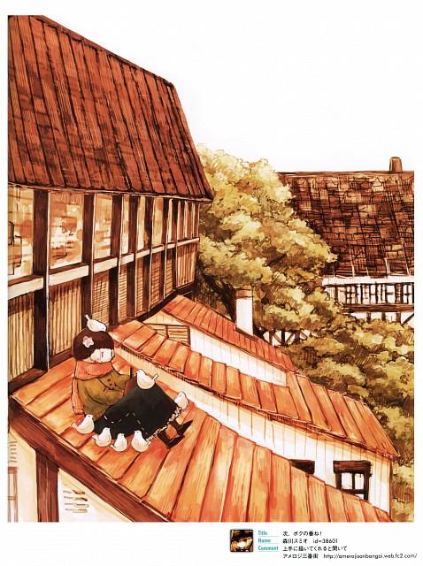 Sumio Morikawa, Pixiv Girls Collection 2010, Pixiv