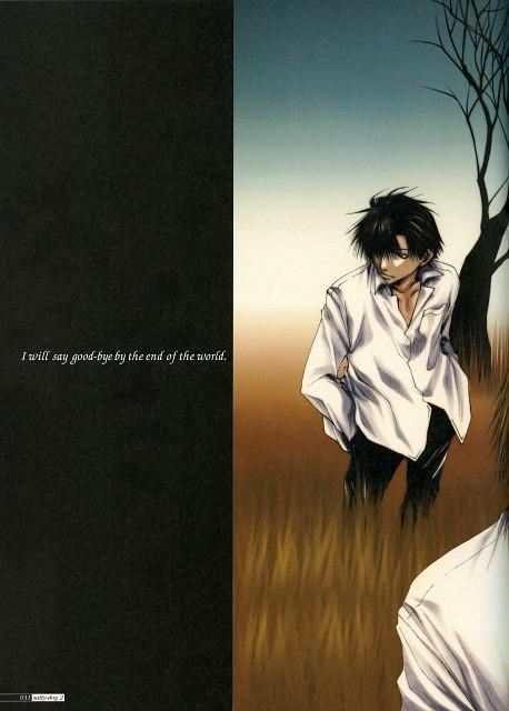 Kazuya Minekura, Studio Pierrot, Saiyuki, Salty Dog II, Cho Hakkai
