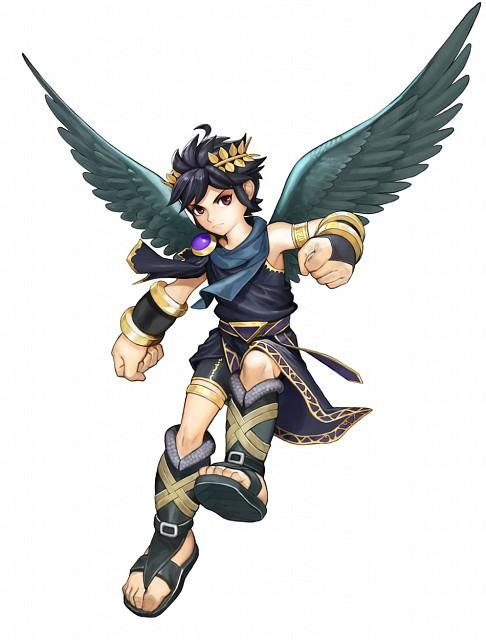 Nintendo, Kid Icarus, Dark Pit
