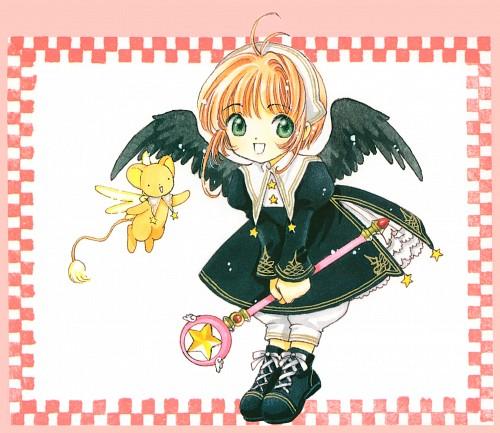 CLAMP, Madhouse, Cardcaptor Sakura, Cardcaptor Sakura Illustrations Collection 2, Keroberos