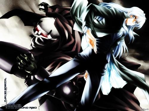 Douji Shiki, Gonzo, Full Metal Panic!, Leonard Testarossa Wallpaper