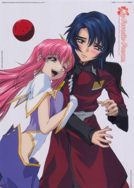Youichi Fukano, Hisashi Hirai, Sunrise (Studio), Mobile Suit Gundam SEED Destiny, Meer Campbell