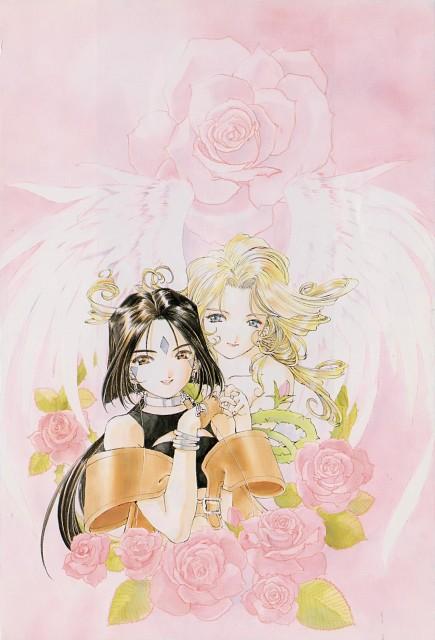 Kousuke Fujishima, Anime International Company, Ah! Megami-sama, Peorth, Gorgeous Rose