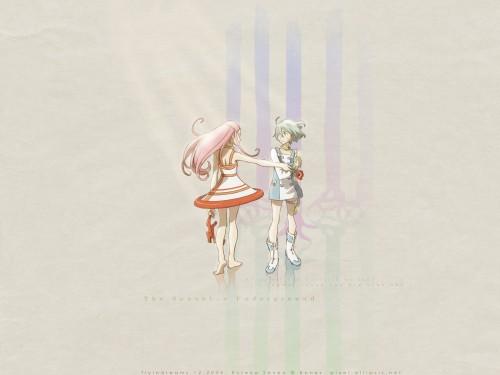 Kazuma Kondou, BONES, Eureka 7, Eureka, Anemone (Eureka 7) Wallpaper
