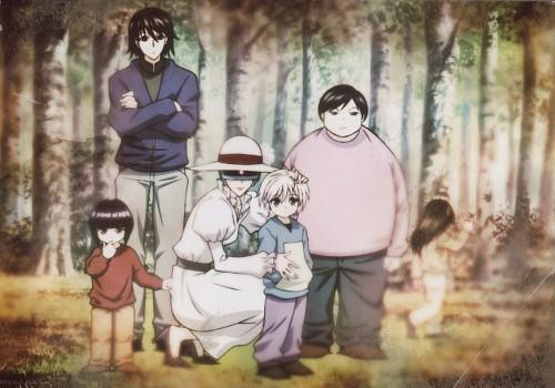 Yoshihiro Togashi, Madhouse, Hunter x Hunter, Milluki Zoldyck, Illumi Zaoldyeck