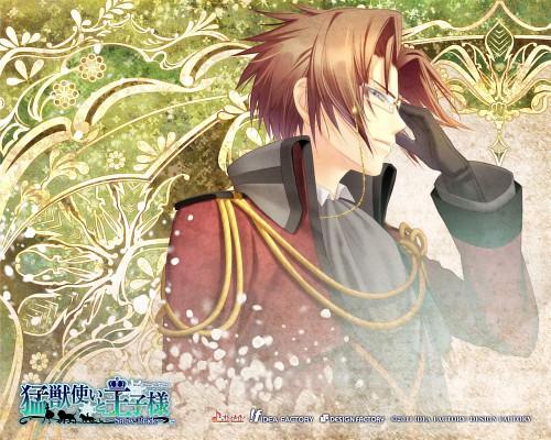 miko (Mangaka), Idea Factory, Beast Master and Prince, Klaus (Beast Master and Prince), Official Wallpaper