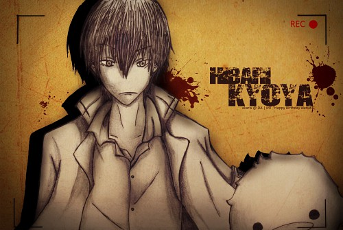 Akira Amano, Katekyo Hitman Reborn!, Hibird, Kyoya Hibari, Member Art
